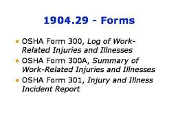 Osha Training And Reference Materials Library Federal