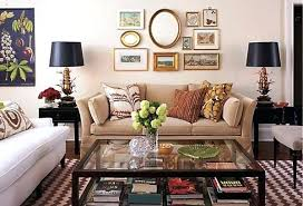 interesting contemporary glass coffee table decorating ideas white round centerpiece deco