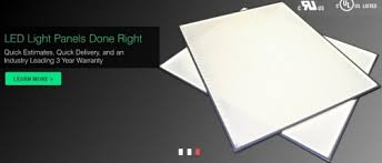 amax lighting 2625. Green LED Lighting Solutions Offers Faster Lead Times For Panel Lights Amax 2625 N