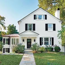 best white exterior paint colors for