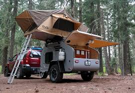 off road tent trailers offer many of the amenities of conventional rv trailers but in