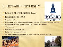 hbcu college information 6 3 howard university<br