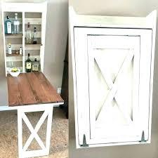 craft table ikea wall table diy