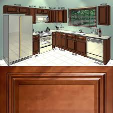 solid wood kitchen cabinets. 1 Of 8 All Solid Wood KITCHEN CABINETS GENEVA 10x10 RTA Kitchen Cabinets O