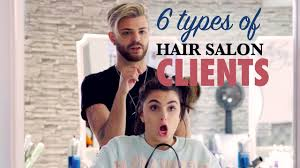 Dena K Hair Design 6 Types Of People Youll Definitely See At The Hair Salon The Scene Originals