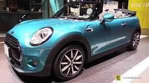mini cooper convertible 2015 interior. 2016 mini cooper convertible exterior and interior walkaround debut at 2015 tokyo motor show youtube
