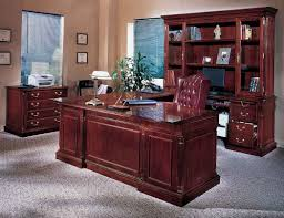Traditional Office Furniture from Jasper Desk | Office Architect