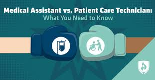 healthcare assistant jobs no experience required medical assistant vs patient care technician what you need