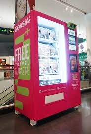 Vending Machine Magazine Fascinating Would You Buy Your Magazine From A Vending Machine Marketing