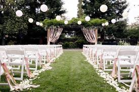 Natural Wedding Garden Theme in Cool, Classic, Elegant and Sweet Style :  Fabulous Paper