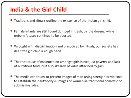 development of girl child