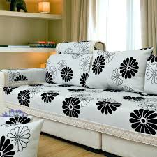 Printed Sofa Slipers Designer Living Printed Fabric Sofas45