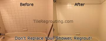 regrout bathroom tile. Tile Regrouting Regrout Bathroom E