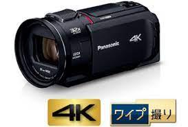 パナソニック ビデオ カメラ