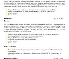 Fantastic Glazier Resume Sample Images Entry Level Resume