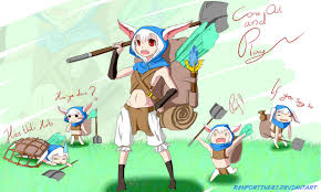 dota2 meepo girl s come out and play by renfortineri on