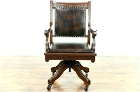 wooden swivel desk chair a awesome antique swivel desk chair desk wood rolling desk chair white