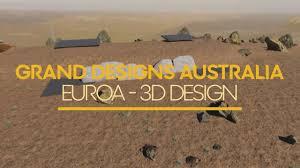 Grand Designs Episode 8 Grand Designs Australia 3d Design Euroa Vic Episode 1 Season 8