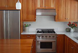 good countertop choices w natural cherry natural cherry shaker kitchen cabinets