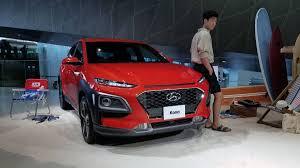 2018 hyundai kona interior. exellent interior 2018 hyundai kona crossover debuts photo 1  throughout hyundai kona interior r