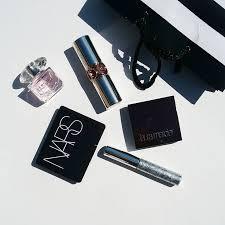 mini sephora haul makeup beauty nars versace clinique laura mercier