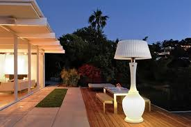 stylish outdoor heaters to warm up your
