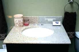 marble countertop paint tested