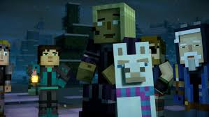 Image result for minecraft story mode season 2 giant consequences screenshots
