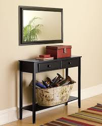 hallway table and mirror. Entryway Foyer Console Table \u0026 Mirror Set - Interior Decoration Is A Theme. Concepts Refurbished Recycled Are Constantly Being Released, And Increased. Hallway E