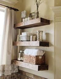 Bathroom Remodel Ideas With Easy Floating Shelf  Easy Bathroom - Easy bathroom remodel
