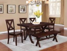 real wood dining set retails 800 1000