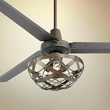 flush mount caged ceiling fan. Caged Outdoor Ceiling Fans Fan Bedroom Best Flush Mount