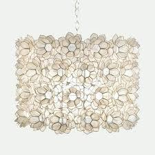 capiz shell pendant chandelier by worlds away rosette capiz shell mirror capiz shell rectangular mirror