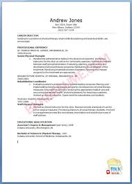 Pdf Resume Adorable Physical Therapist Resume Pdf Resume Samples Pinterest Pdf
