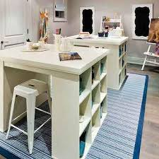 craft room ideas bedford collection. wonderful craft bedford project table intended craft room ideas collection h