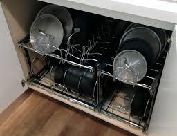 Kitchen Pan Storage Kitchen Organization My Top 10 Picks Inspired Haven