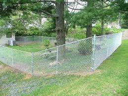chain link fence installation.  Chain Installing A Chain Link Fence Building  Installation For Chain Link Fence Installation