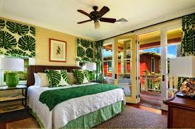Tropical Bedroom Decor Bed Tropical Bedroom Ideas