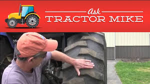Tire Fluid Capacity Chart Proper Tractor Tire Inflation