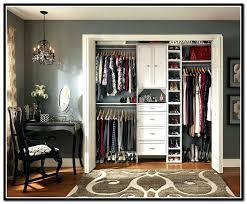 bedroom closet shelves ikea system algot well organized