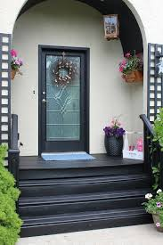 front door decorating ideasSummer Front Porch Decor  Clean and Scentsible