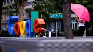 Where is google office Pittsburgh The Google Brand Logo Outside Its Office In Beijing Where The American Company Is Said To Be Bowing To Chinese Demands Reuters The Architects Journal Google Staff Protest Return To China On Beijings Terms Nikkei