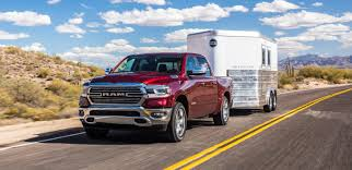 What Is the Towing Capacity of the Ram 1500, 2500 & 3500?