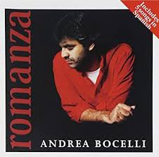 <b>Andrea Bocelli</b> - <b>Romanza</b> (Italian/Spanish Language Edition ...