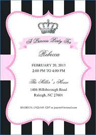 Princess Invitations Free Template Free Spa Party Invitations Party Invitations Free Spa Birthday Party