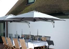 wall mounted parasol garden parasols umbrellas patio umbrella