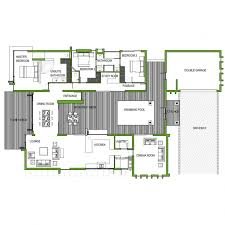 latest modern 3 bedroom house plans no garage home desain 2018 picture free 4 bedroom house