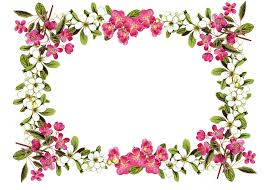 Small Picture Free Printable Clip Art Borders free digital flower frame png