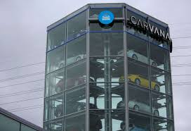 Carvana Vending Machine Atlanta Awesome New Carvana Tower Aims To Make Car Buying 'fun' Houston Chronicle