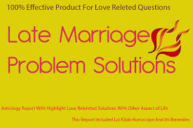 Best Way To Solve The Late Marriage Problem Solutions By